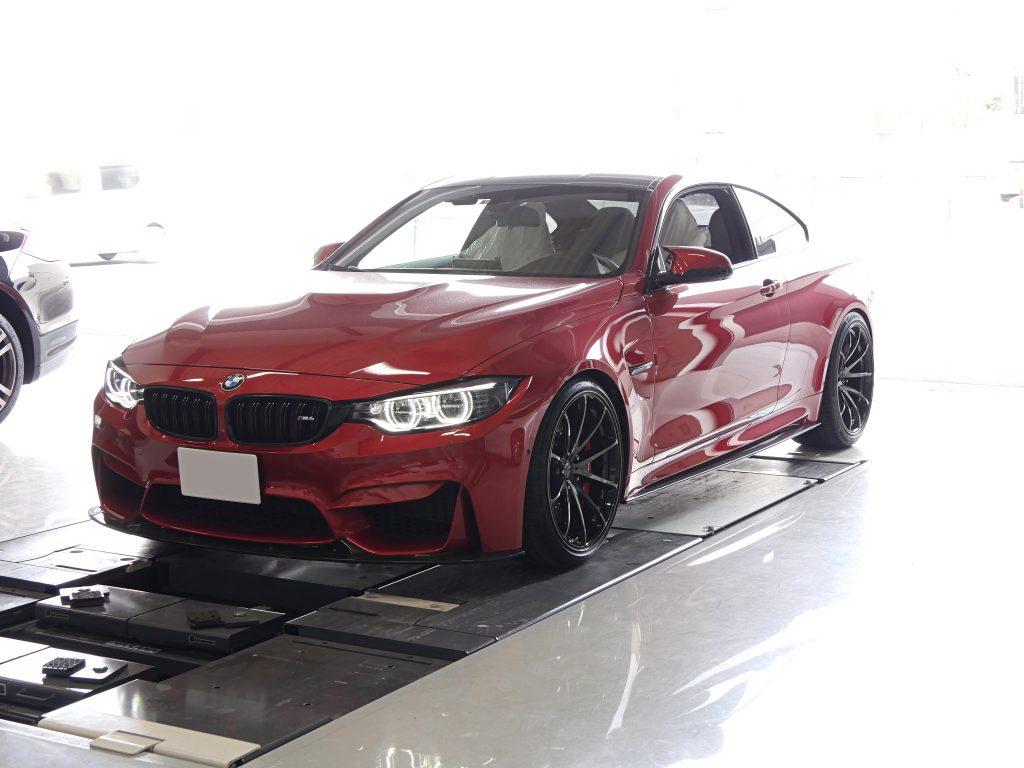 Salon de Studie AG +FUKUOKA- BMW M4 リジカラ