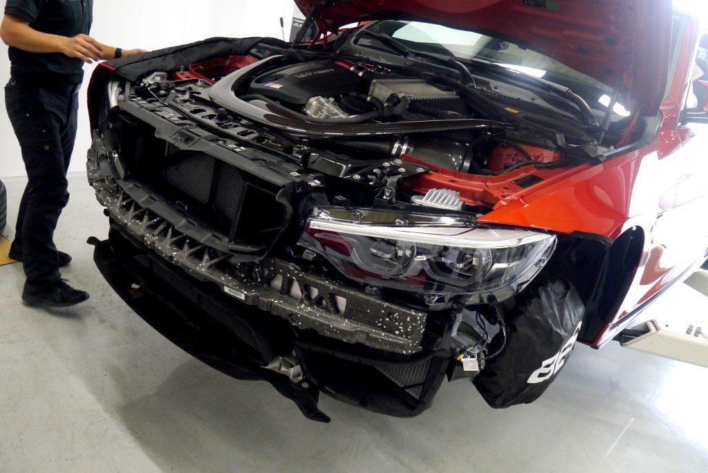 スタディ BMW  TUNING Studie BMW F82M4 Lci headlight Assy