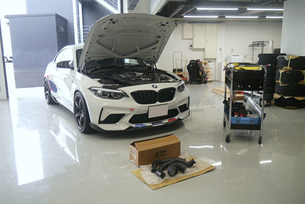 Studie BMW Studie STP3 スタディ BMW Tuning BMW M2competition