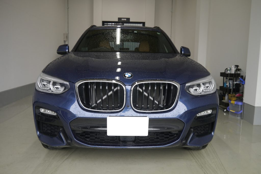 Studie BMW ヘッドライトフィルム DIAMOND SWELL