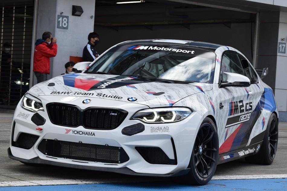 BMWM2CSR