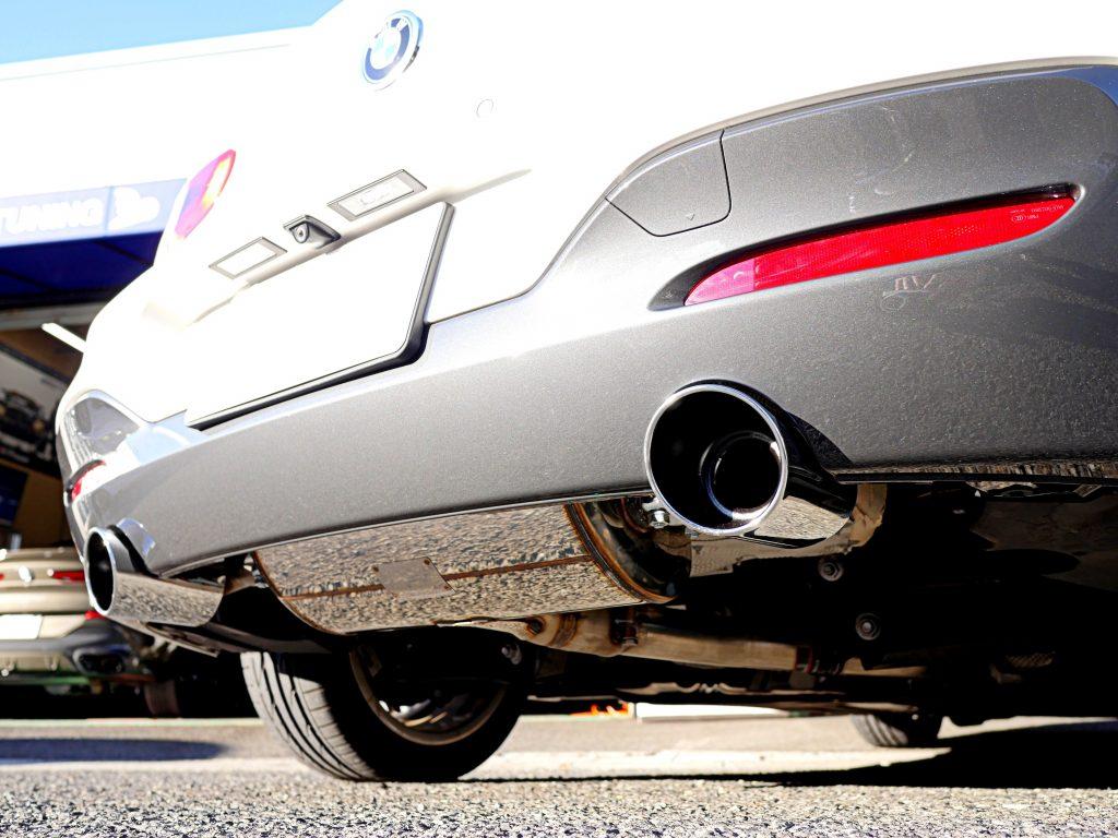 Studie AG BMW Tuning SuperSprint 1シリーズ F20 Lci