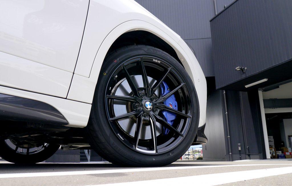 スタディオリジナルホイール Studie StF01 Forged Wheel BMW