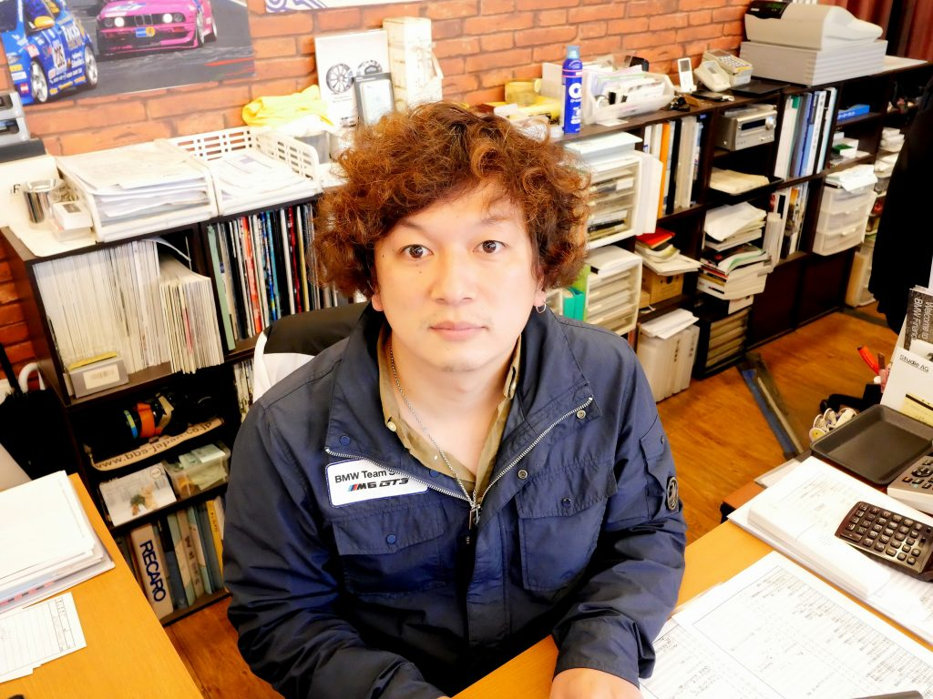 Studie +KOBE- 遠藤 店長