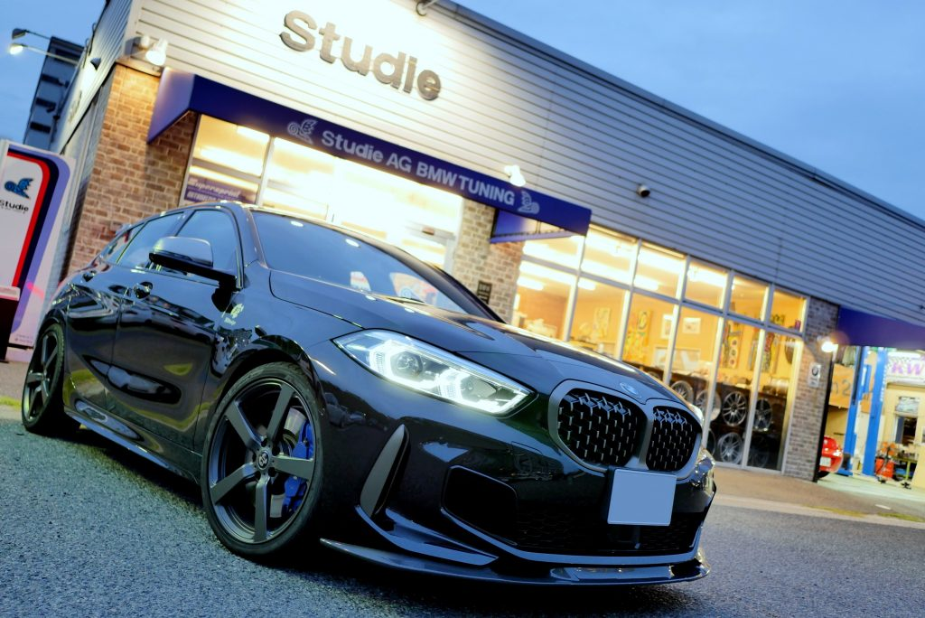 3D Design BMW F40 M135ix