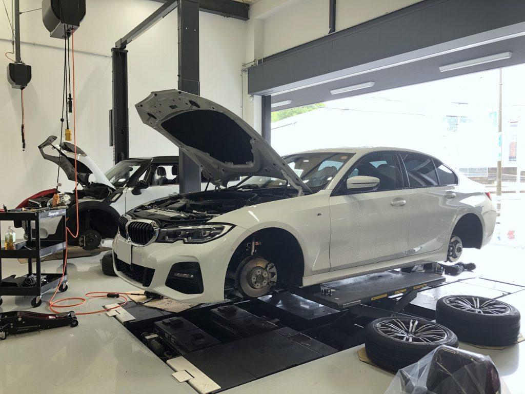 BMW Eibach Studie AG