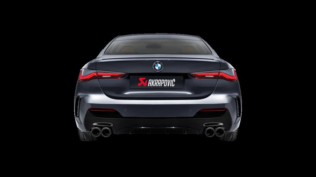 AKRAPOVIC BMW G22/G23-M440