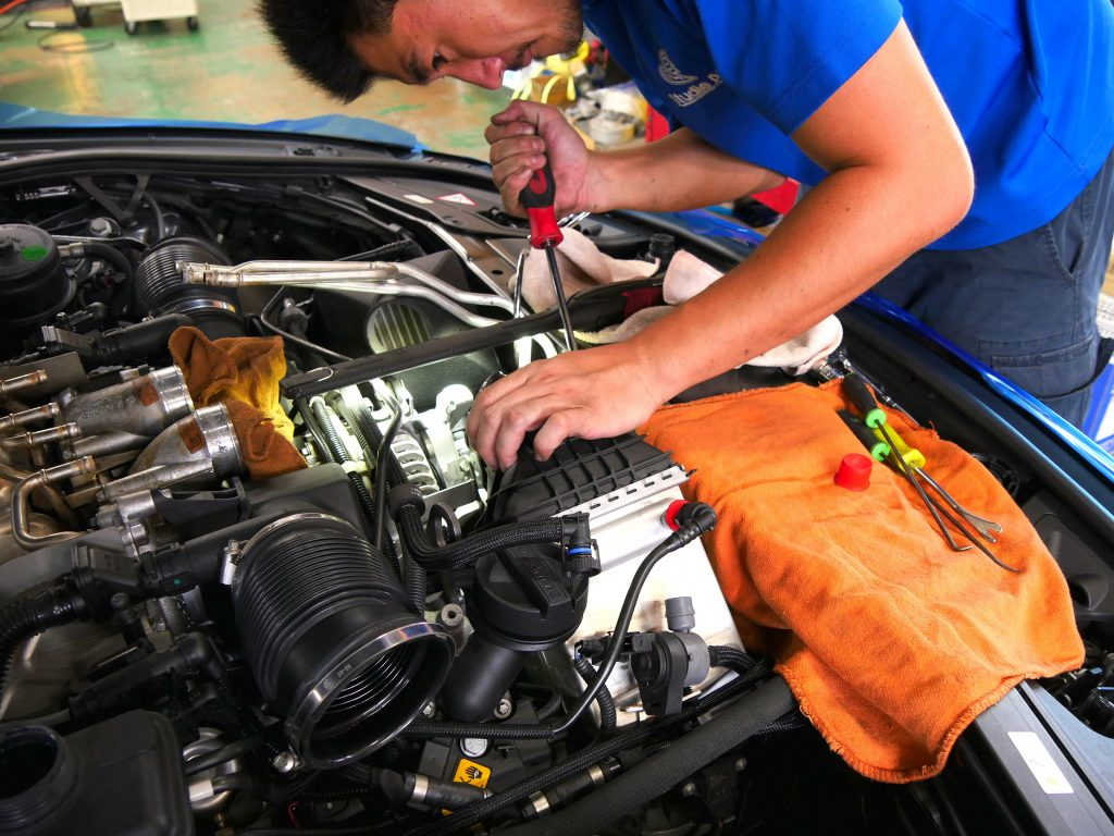 Studie AG BMW Tuning BMW 5series F10 M5 CSF InterCooler