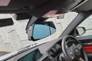 Studie Super Wide Angle Rear View Mirror