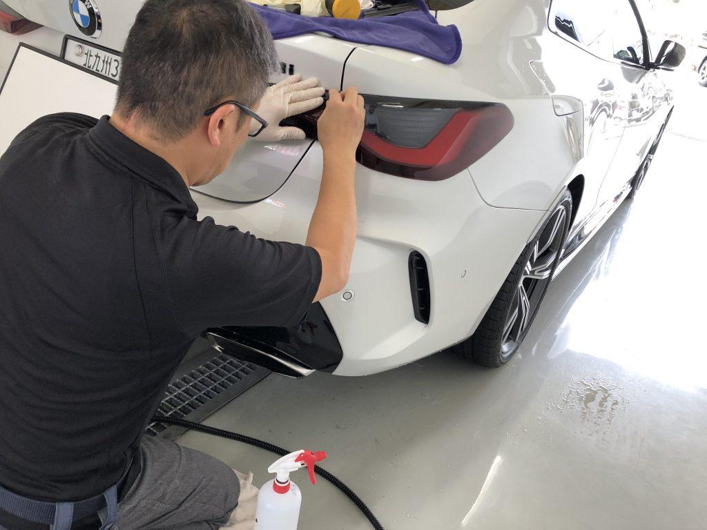 スタディ BMW プロテクション DIAMOND SWELL