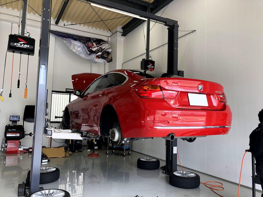 スタディ アイバッハ BMW
