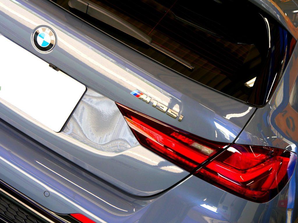 Studie BMW Tuning BMW 1シリーズ F40 M135i ADVAN RS3 Eibach