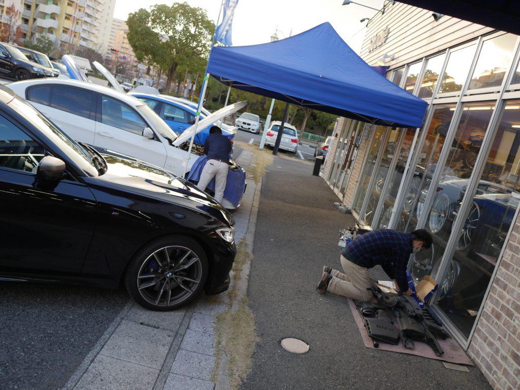 Studie AG +KOBE- BMW Tuning BMW プラズマダイレクト イベント