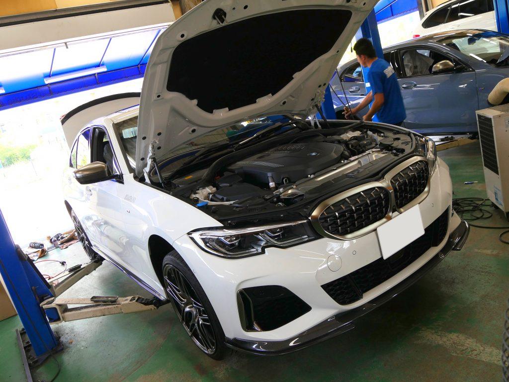 Studie BMW Tuning 3シリーズ G20 M340iX BILSTEIN EVO SE