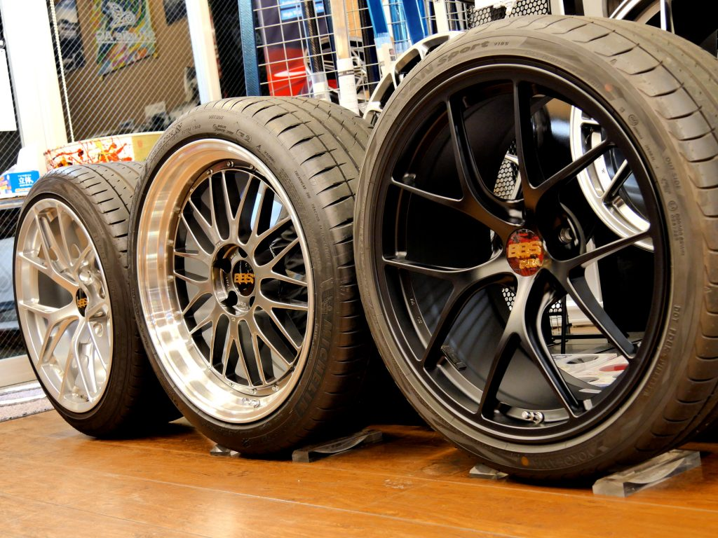 BBS JAPAN Forged