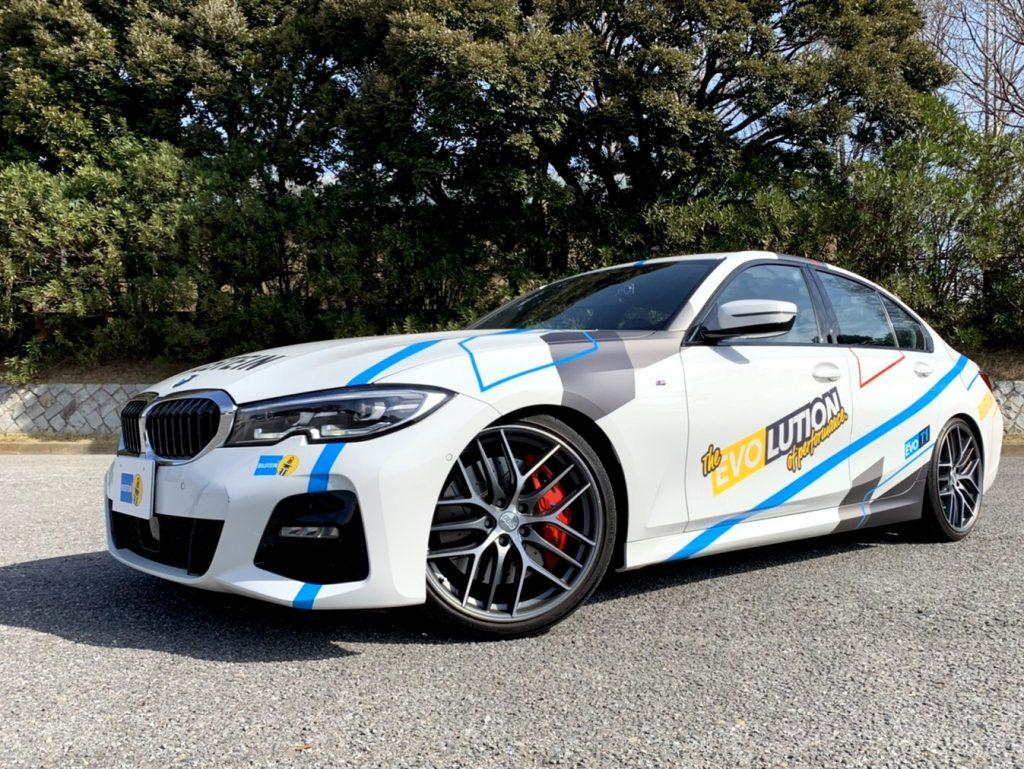 BMW G20 320i MスポーツBILSTEIN EVO T-1車高調KIT