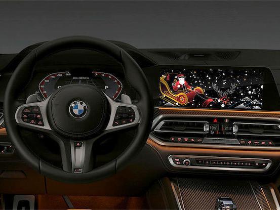BMW Merry Christmas