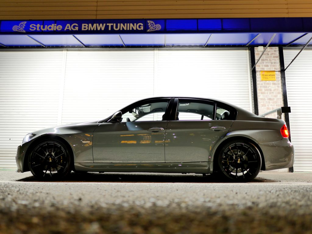 BMW E90 335i Lci MT LHD WIDE BODY 八戸SP