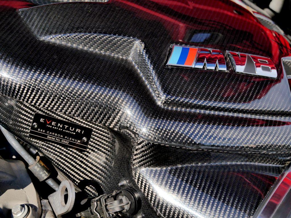 BMW E90 M3EVENTURI Carbon Induction BOX