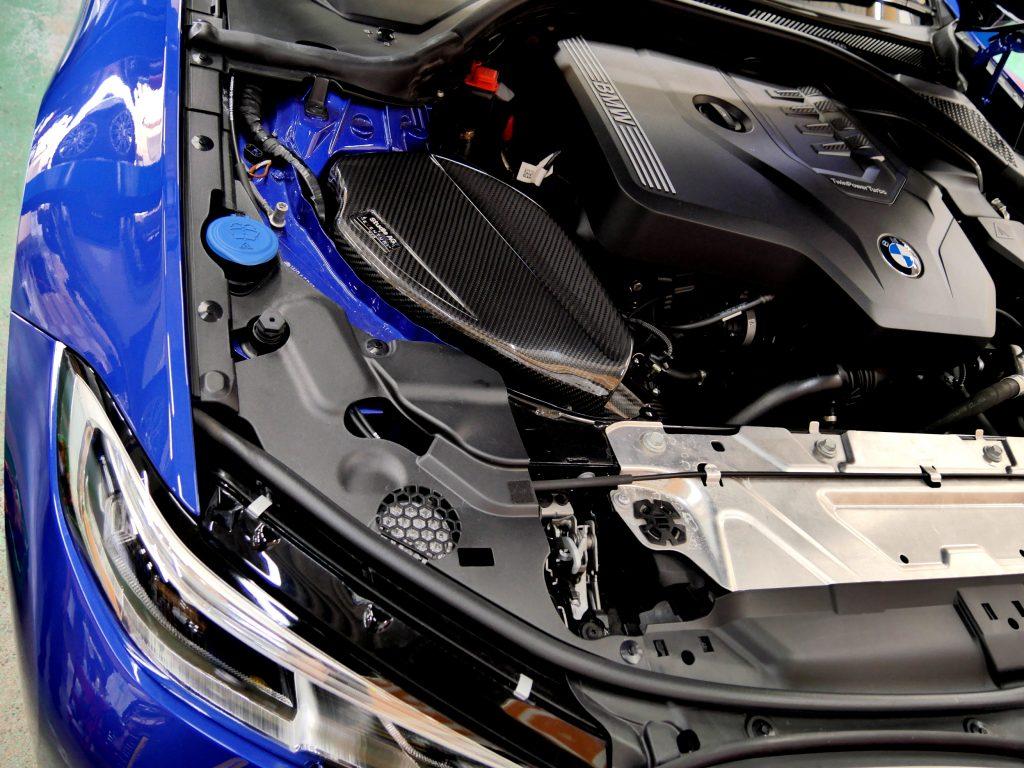 EVENTURI BMW G20 B48Studie
