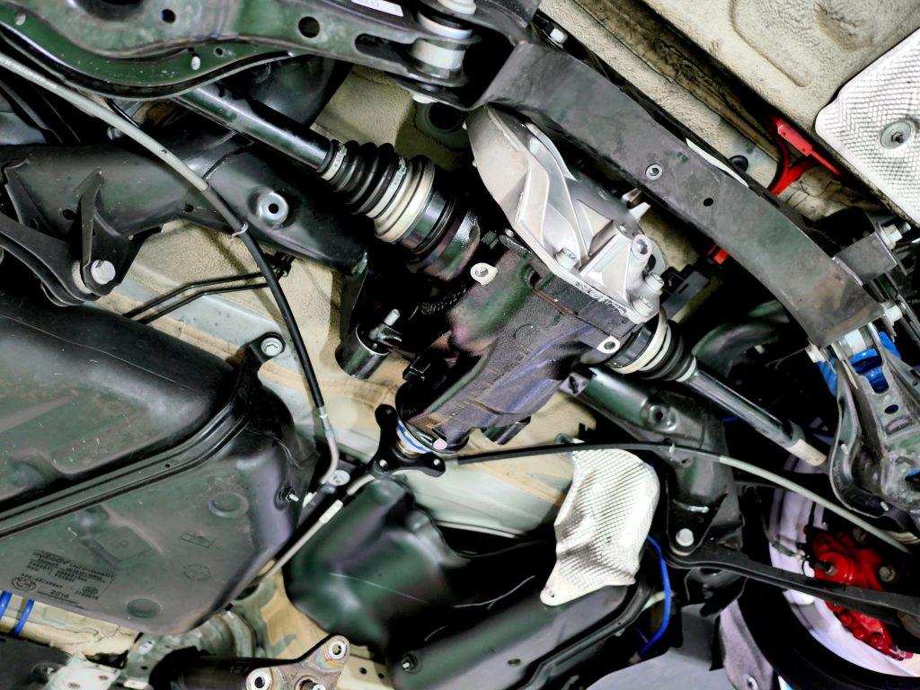 BMW M PERFORMANCE Parts LSDF20 Lci M140i