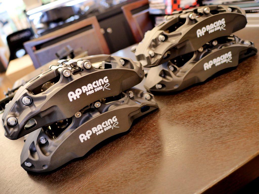 AP Racing PRO5000R Brake Kit For BMW F80M3/F82M4/F87M2 Rdd