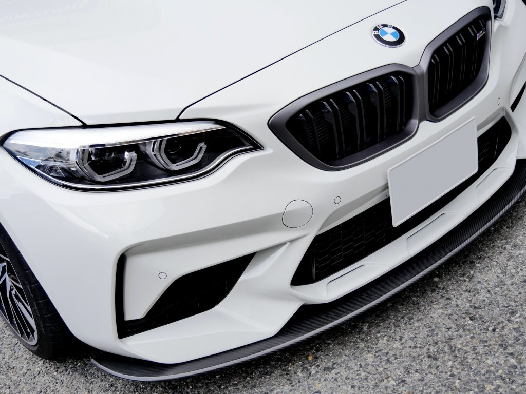 F87 M2 CompetitionStompin'ark Carbon Lip