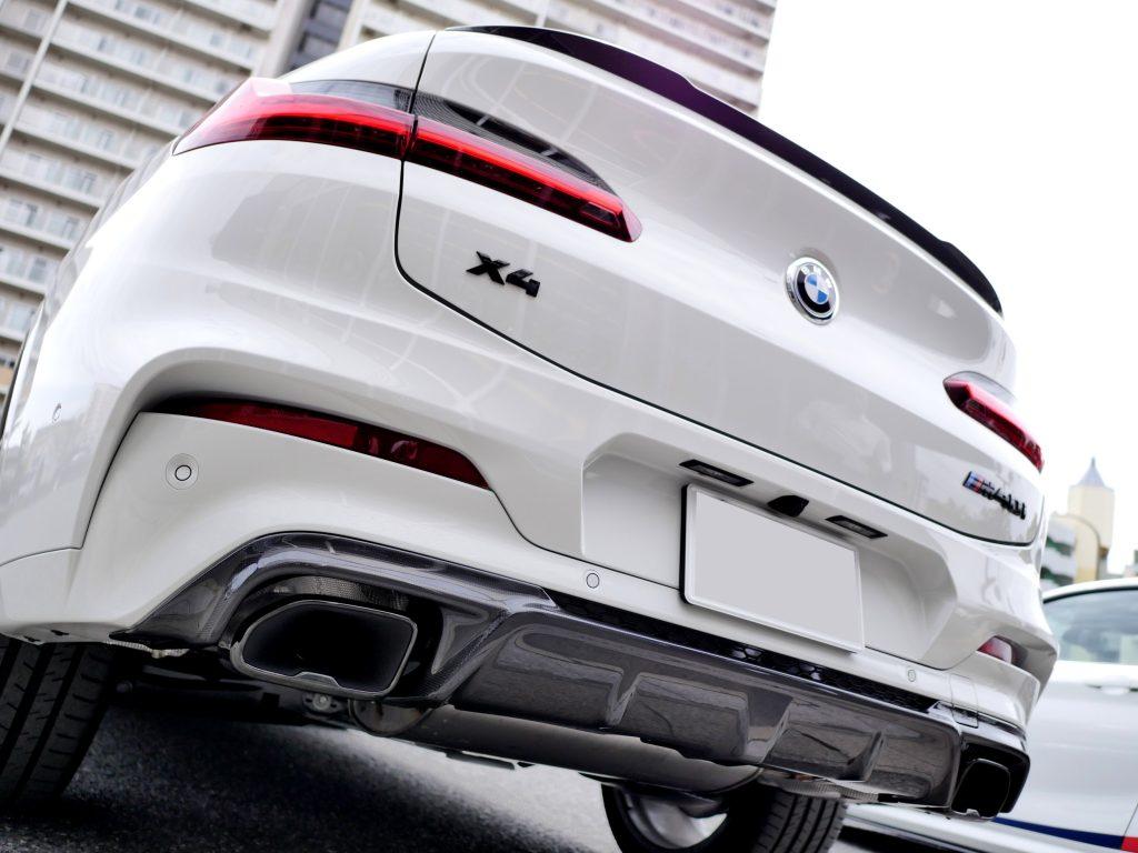 G02 X4 M403D Design Carbon