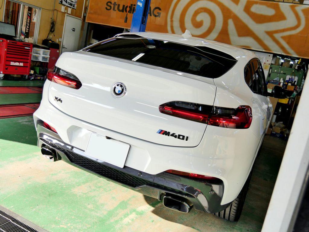 BMW G02 X4 M40i Studie