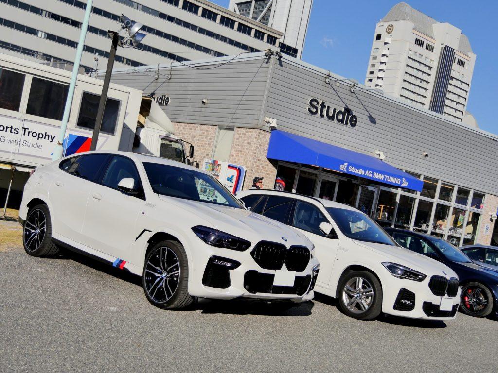 BMW G06 X6 35d MspBMW F48 X1 18d Msp