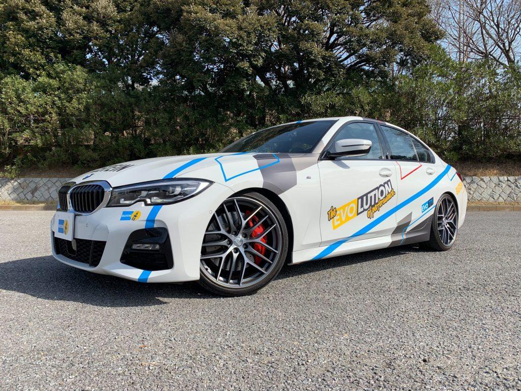 スタディ BMW BILSTEIN Eibach SUSPENTION 3シリーズG20