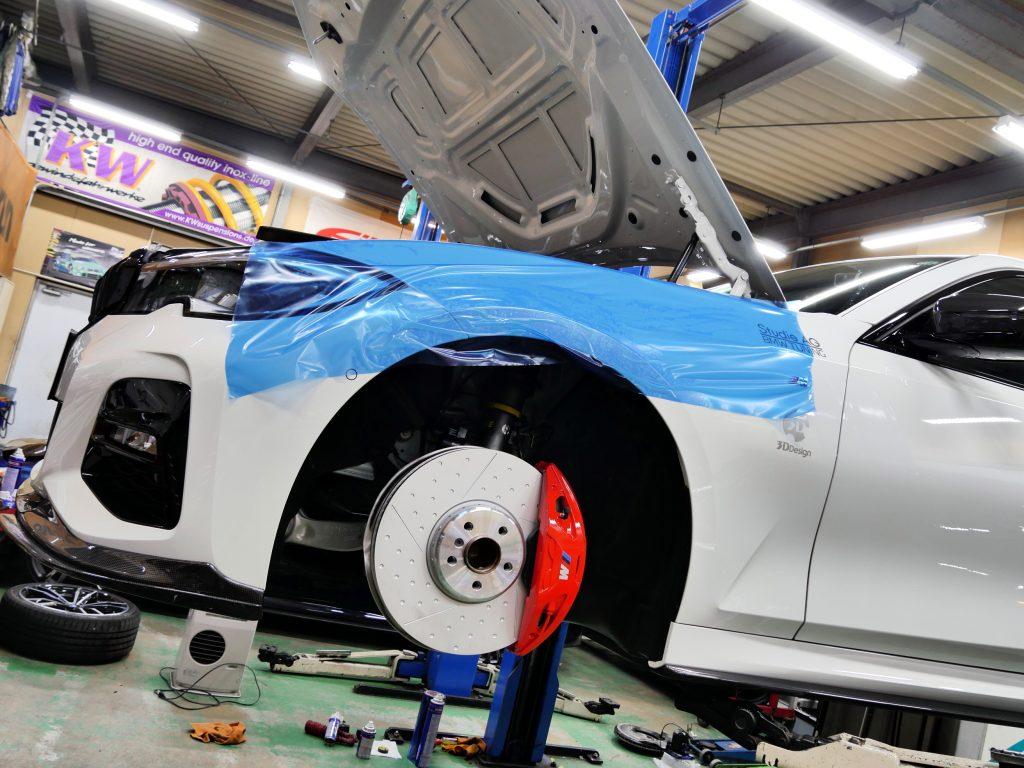 BMW G20 330i MspBILSTEIN EVO-SEMPP bremboBBS RI-DLAST COATING