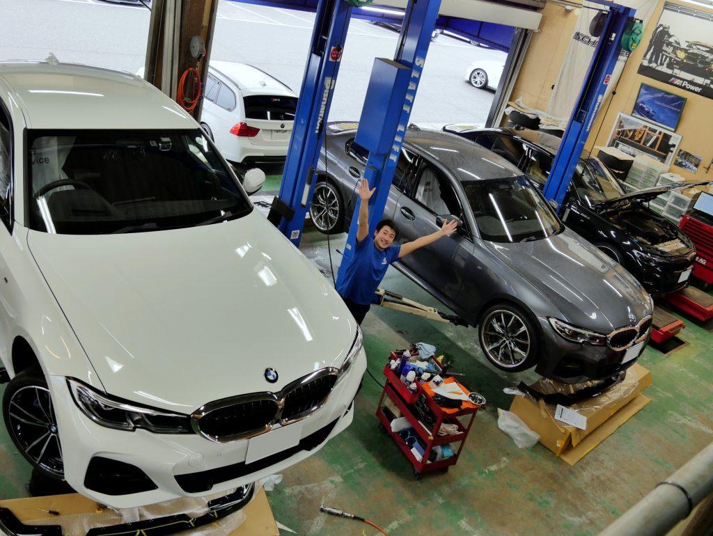 BMW G20 3シリーズ