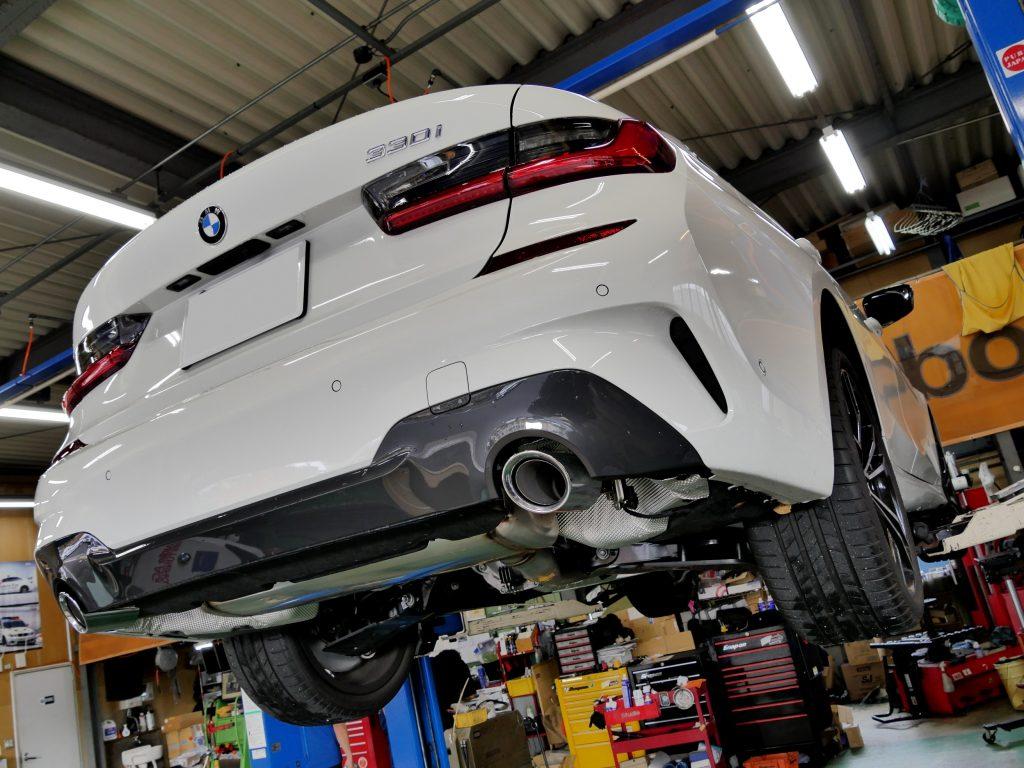 BMW G20 3シリーズ330i Msp