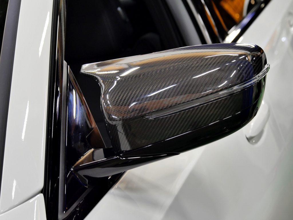 Carbon MミラーカバーBMW G20 3シリーズ330i Msp