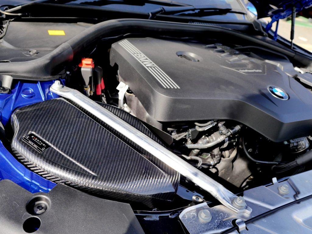 EVENTURI CarbonインテークKITB48 G22 420i