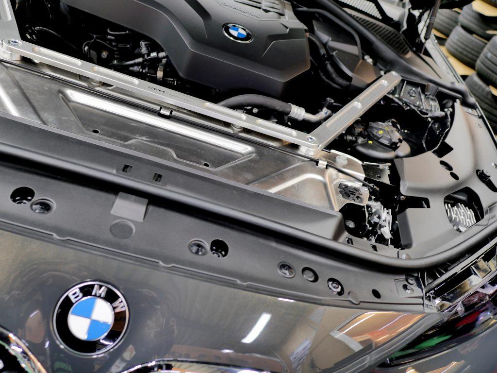 BMW G22 420i CPMロアレインホースメント