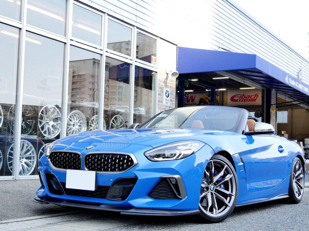BMW G29 Z4 M40i3D Design Carbon エアロパーツ