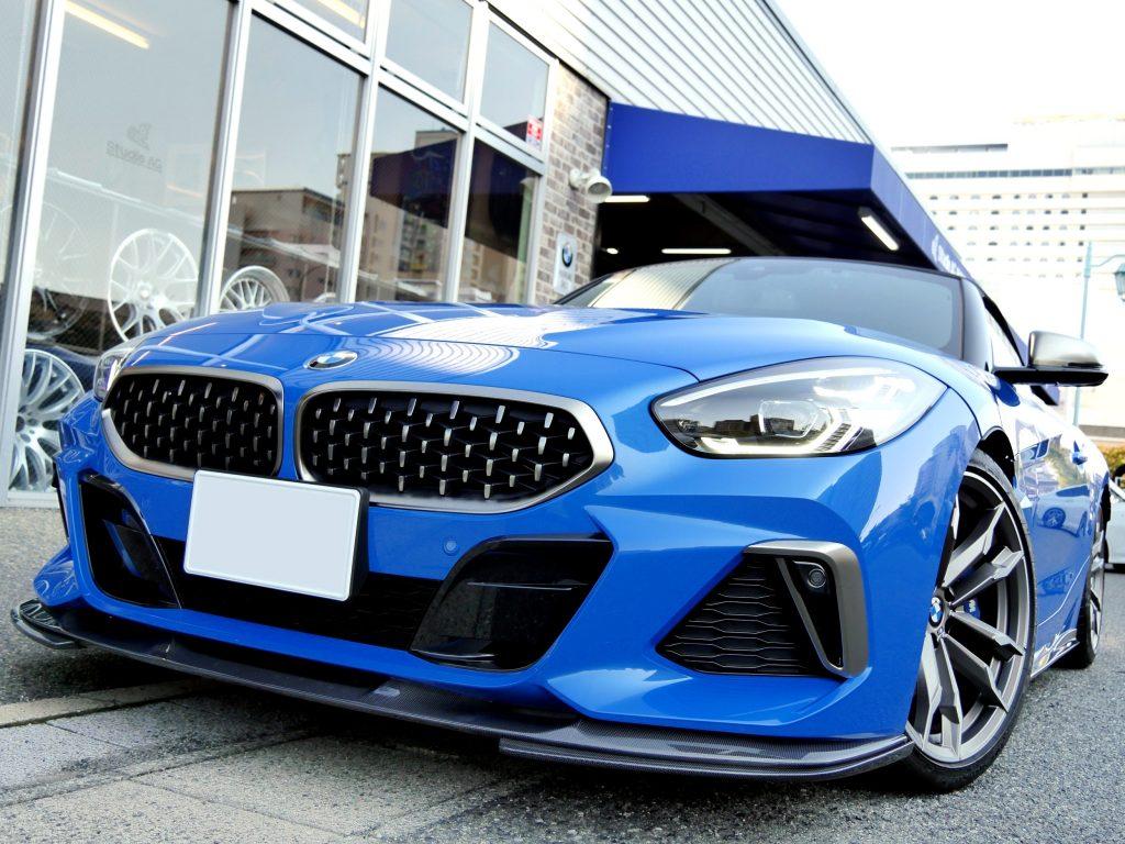 BMW G29 Z4 M40i3D Design Carbon エアロパーツフロント