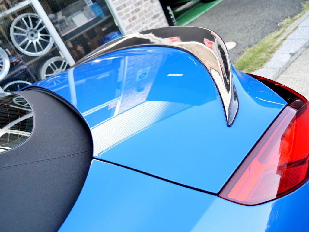 BMW G29 Z4 M40i3D Design Carbon エアロパーツトランク
