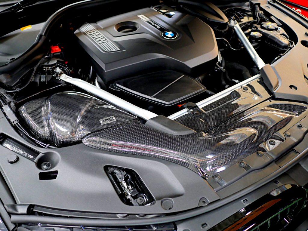GroupM Carbon RAM Air System BMW 5series G30 523i 530i