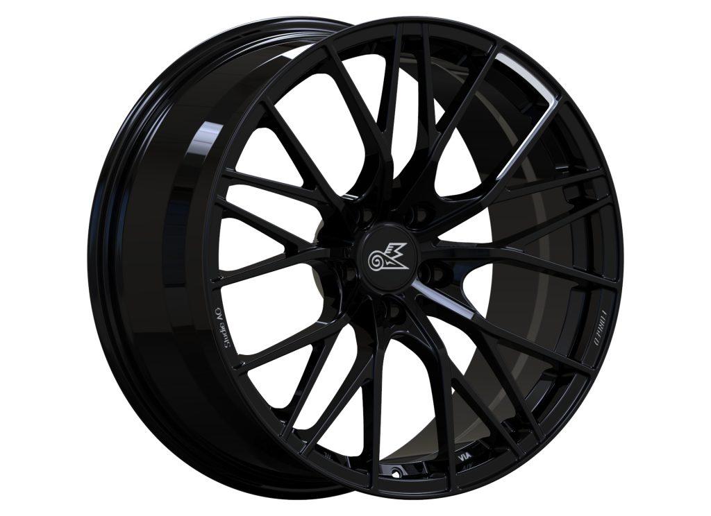 Studie AG Original Forged Wheel StF/02(エスティーエフゼロツー)