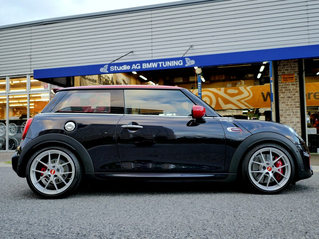 MINI F56 JCW BBS RI-A DS