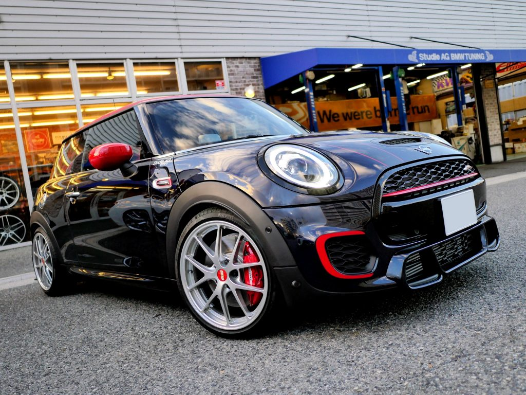 MINI F56 JCW BBS RI-A DS 18インチ