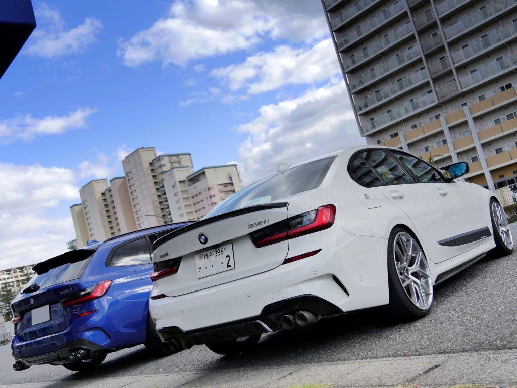 BMW G20 330i Msp StudieBMW G21 330i Msp