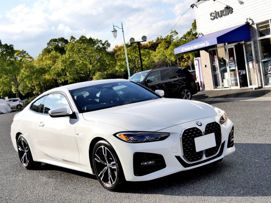 BMW New 4シリーズ G22 420i MspStudie