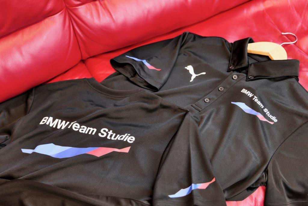 BMW Team Studie Tシャツ&ポロ