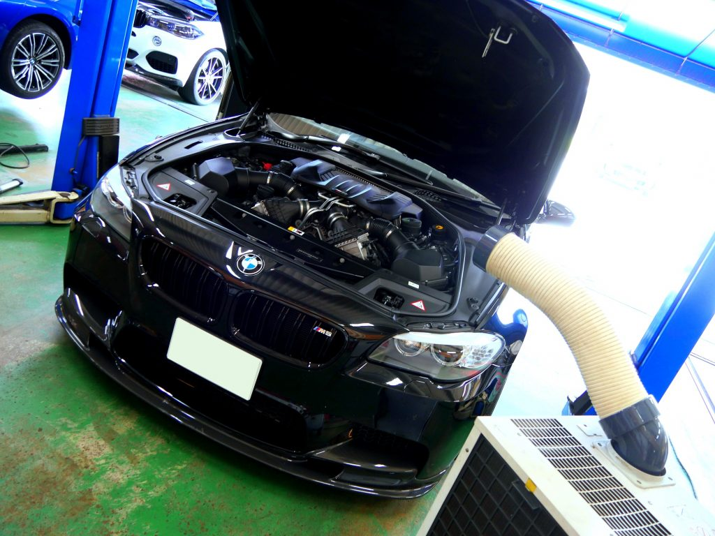 Studie BMW F10M5 Tuning
