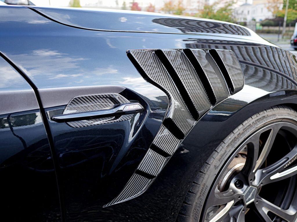 Studie AG BMW Tuning ALPHA-N BMW M2Competition Carbon Fender