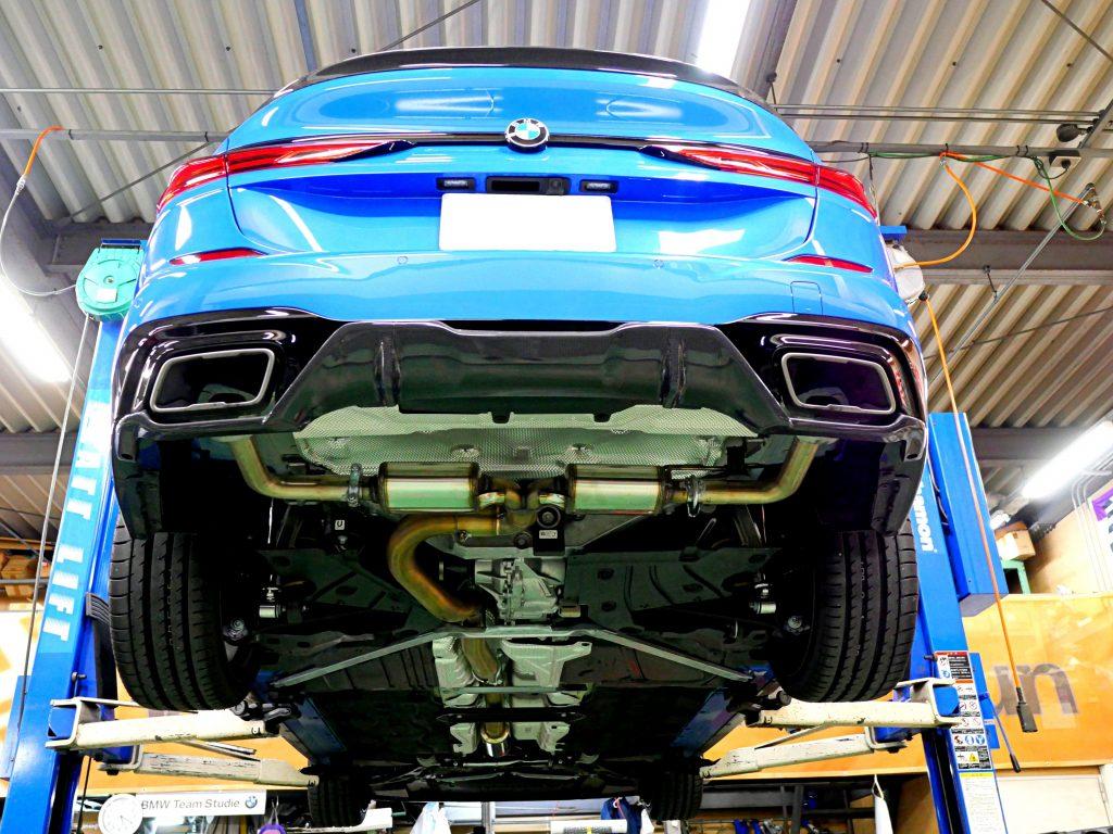 Studie AG BMW Tuning BMW F44 M235 SuperSprint Exhaust
